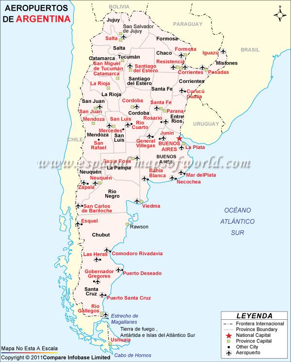 Aeropuertos de Argentina