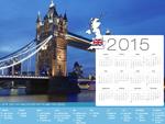 Calendrier UK vacances