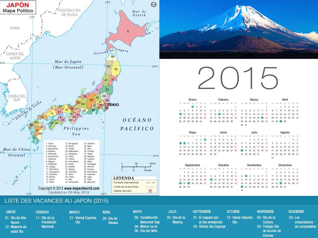 Calendario Japón Holiday 2015-800x600