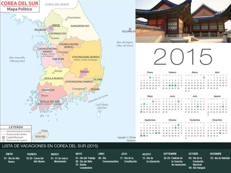 Calendario Corea Holiday 2015-800x600