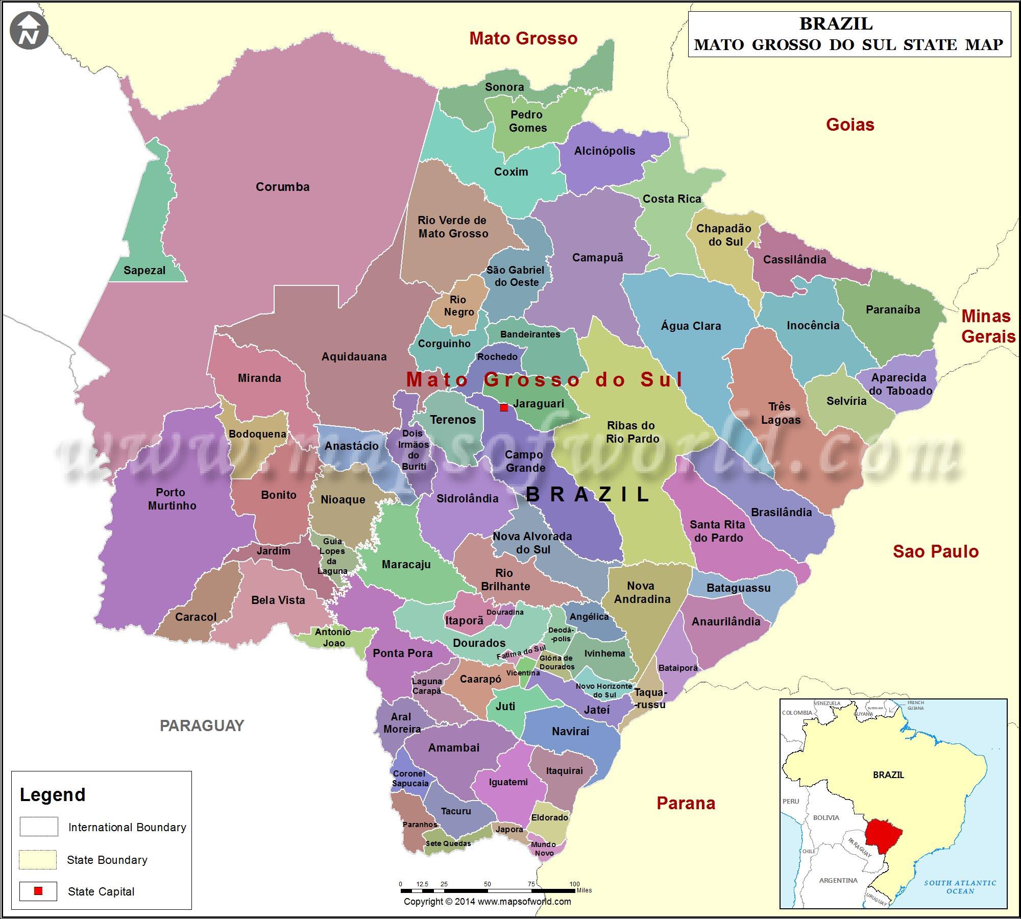mapa politico de america con todos los paises with Mato Grosso Do Sul on Las Divisiones De America in addition 15 paises mas grandes tierra as well Brasil Mapa Mapa De Brasil moreover Mapamundi Poster Con Puertos Y Aeropuertos furthermore Mato Grosso Do Sul.