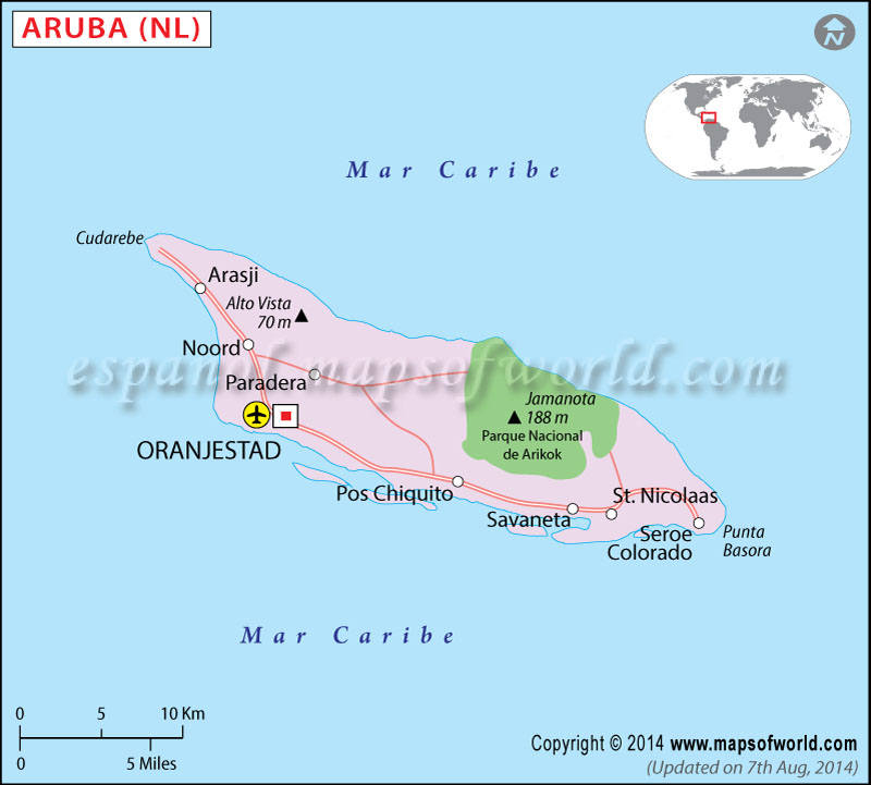 political map of cuba with Aruba Mapa on Jerk Pulled Pork Watermelon Salad besides Singapore further 4 Mapas Mundo likewise Countries World Listed Continent as well Granada.