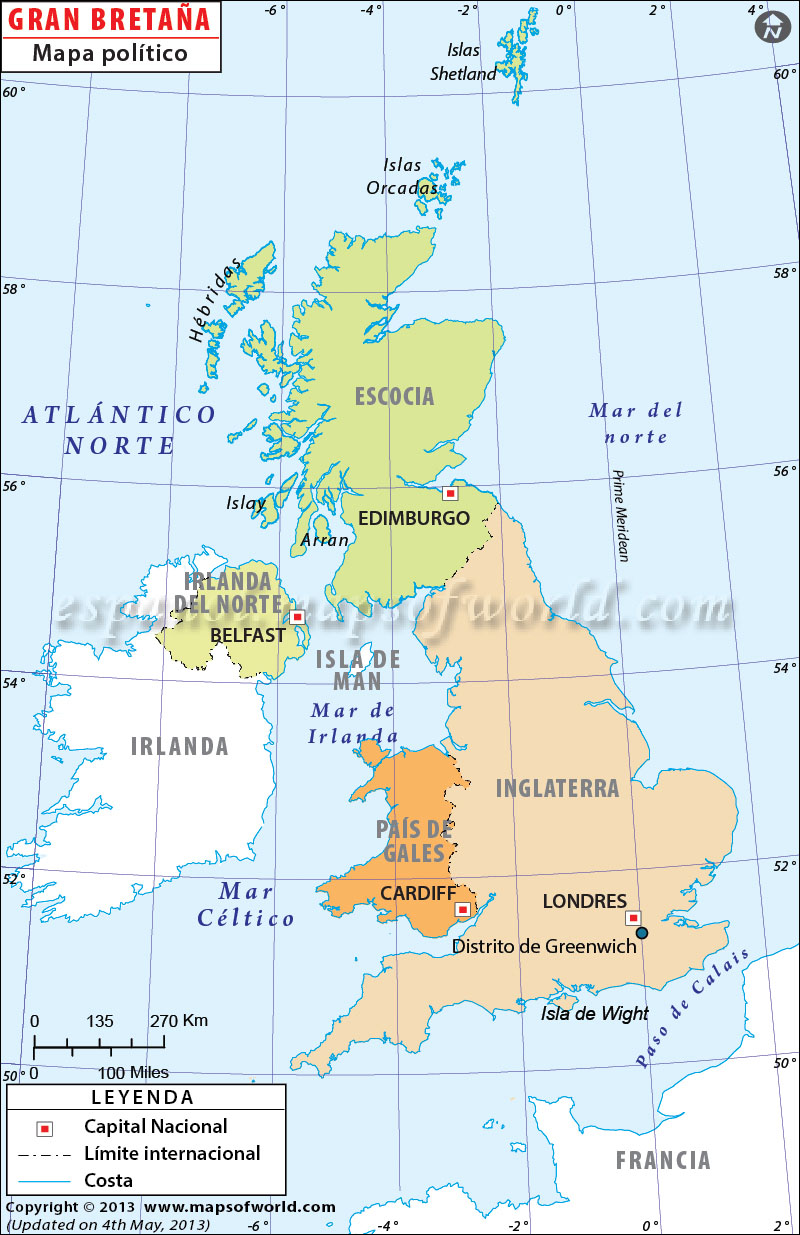 Reino Unido Capitales Reino Unido Tras Referendo